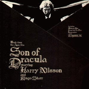 Harry Nilsson & Ringo Starr  - Son Of Dracula -1974 Soundtrack, Rock & Roll, Vocal (vinyl)
