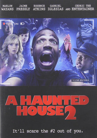 Haunted House 2 - DVD ( Mint Used) 2015