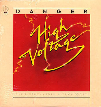 High Voltage - Split ENZ , Blondie , XTC, Babys, Prism +  New Wave, Pop Rock, (vinyl)