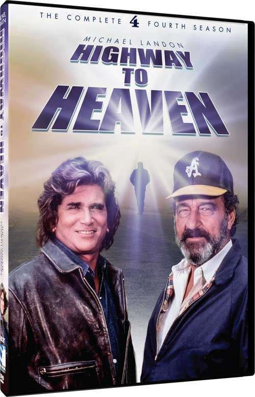 Highway to Heaven: Season 4 Dvd Set- New Sealed