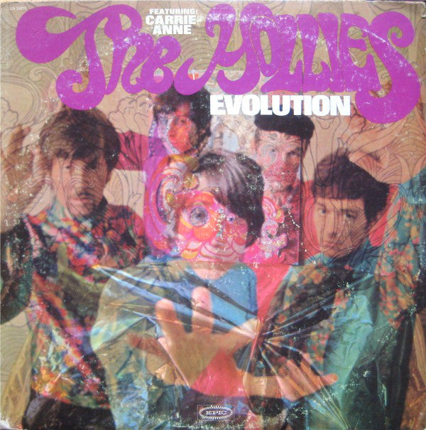 Hollies,The  ‎– Evolution -1967- Psychedelic Rock (Rare Vinyl)