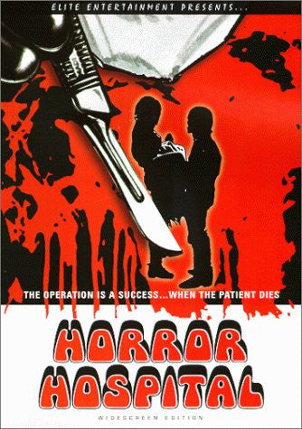 Horror Hospital (Widescreen) 1973 Horror DVD