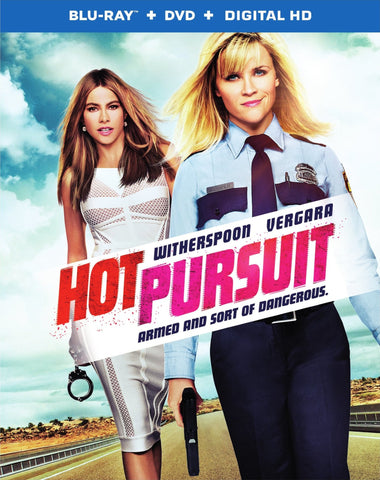 Hot Pursuit [Blu-ray + DVD + Digital Copy] (Bilingual) New