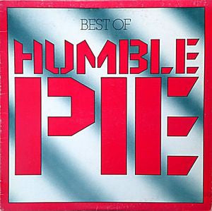 Humble Pie ‎– The Best Of The Humble Pie -1980 -Hard Rock (vinyl)