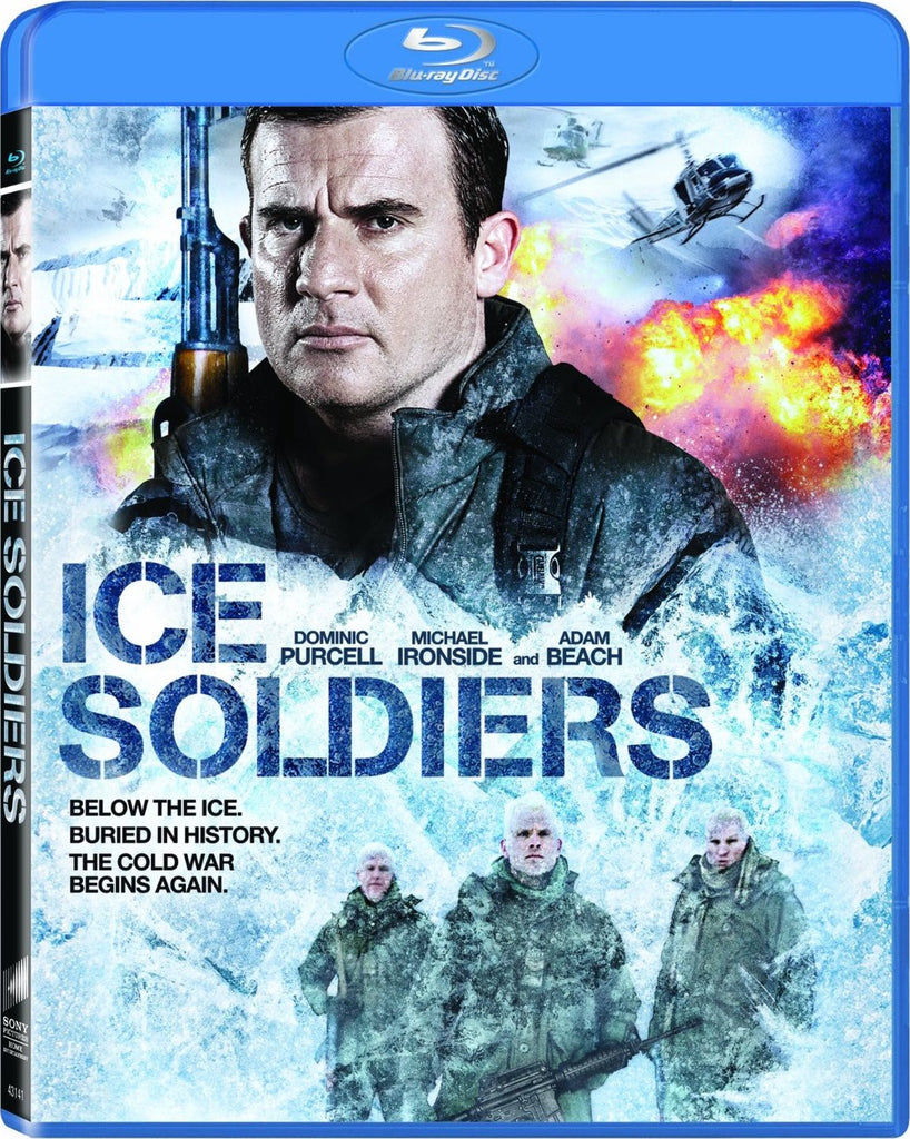 ICE SOLDIERS [Blu-ray] (Bilingual) Blu ray