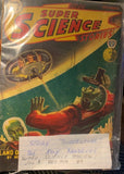 Super Science Stories 12/1943-Popular-Canadian-Ray Bradbury Pulp Magazine