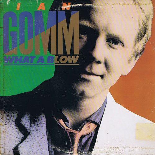 Ian Gomm ‎– What A Blow -1980- Pop Rock (vinyl)