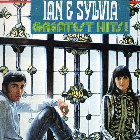 Ian and Sylvia Greatest Hits Vol. 1 - Vinyl - 2 Lps- 1970 - Folk (vinyl)