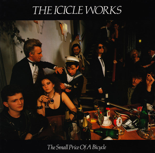 Icicle Works ,The ‎– The Small Price Of A Bicycle-1985 Alternative Rock (German Vinyl)