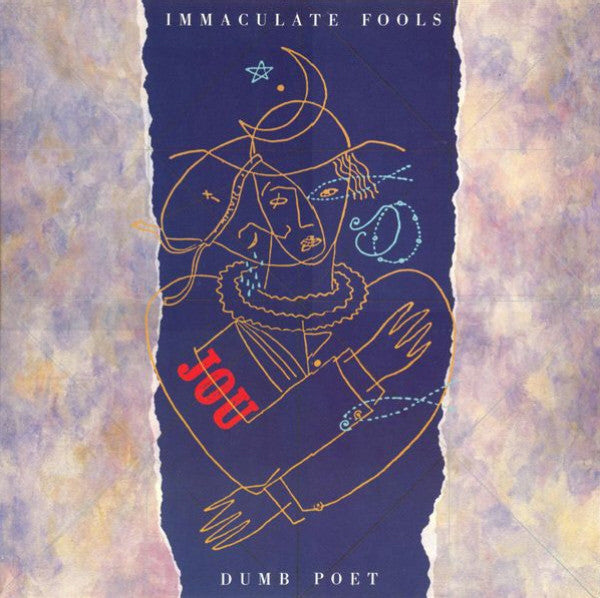 Immaculate Fools ‎– Dumb Poet -1987-  New Wave (vinyl)