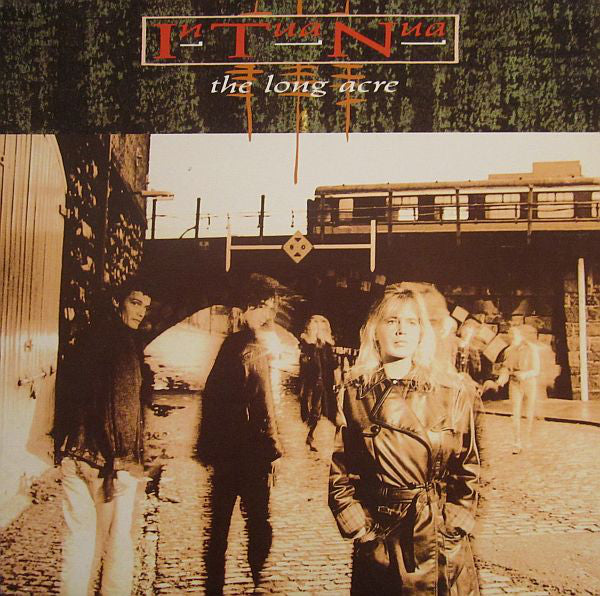 In Tua Nua ‎– The Long Acre -1988 - Alternative Rock (vinyl)