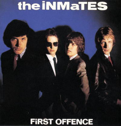 Inmates ,The ‎– First Offence -1979- Rock (vinyl)