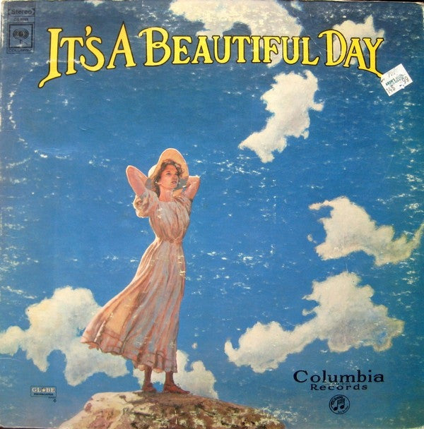 It's A Beautiful Day ‎– It's A Beautiful Day 1969 -  Psychedelic Rock (clearance vinyl)