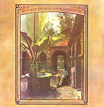 Jackson Browne - For Every Man  -1973-op Rock, Classic Rock (Clearance Vinyl)