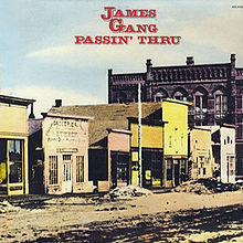 James Gang ‎– Passin' Thru - 1972- Southern Rock, Hard Rock ( vinyl )