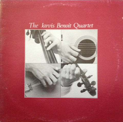 Jarvis Benoit Quartet ‎– The Jarvis Benoit Quartet -1981-  Folk, World (vinyl)