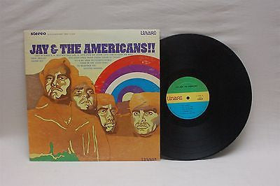 Jay & The Americans ‎– Jay & The Americans - 1967- Soft Rock, Pop Rock (vinyl)