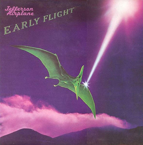 Jefferson Airplane ‎– Early Flight -1974-  Rock, Pop, (vinyl)
