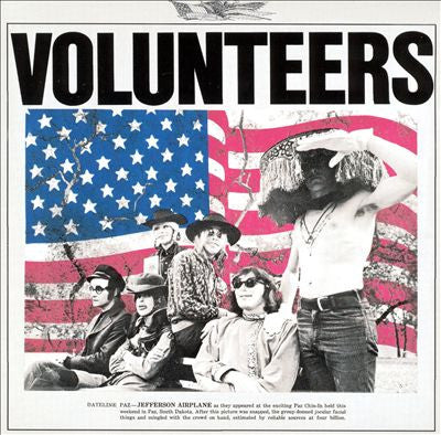 Jefferson Airplane -  Volunteers ( Clearance Vinyl )
