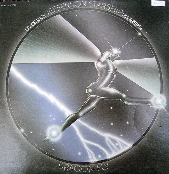 Jefferson Starship ‎– Dragon Fly - 1974-Jazz, Rock, Funk / Soul (vinyl)