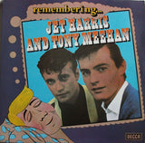 Jet Harris And Tony Meehan ‎– Remembering... Jet Harris And Tony Meehan -1976-  Pop Rock (rare vinyl)