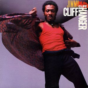 Jimmy Cliff - Cliff Hanger -1985-Reggae-Pop (vinyl) Promo Copy (vinyl)