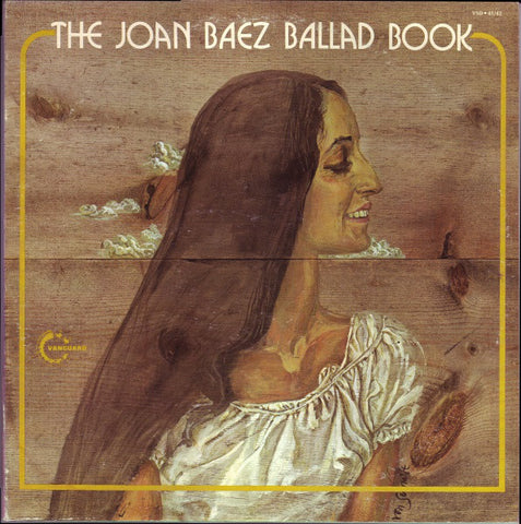 Joan Baez ‎– The Joan Baez Ballad Book- 1972- 2 lps -  Folk (vinyl) Mint !