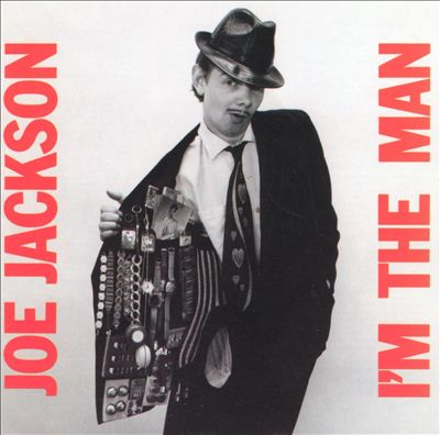Joe Jackson ‎– I'm The Man 1979 New Wave ( Clearance Vinyl) Overstocked**