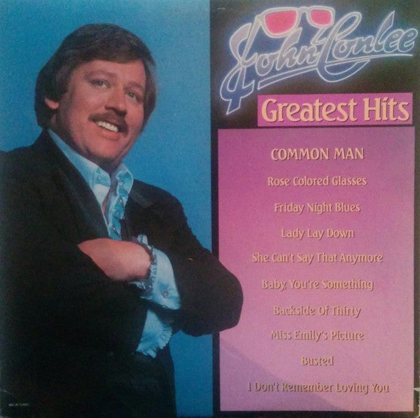 John Conlee ‎– John Conlee's Greatest Hits - 1983, Country (vinyl)