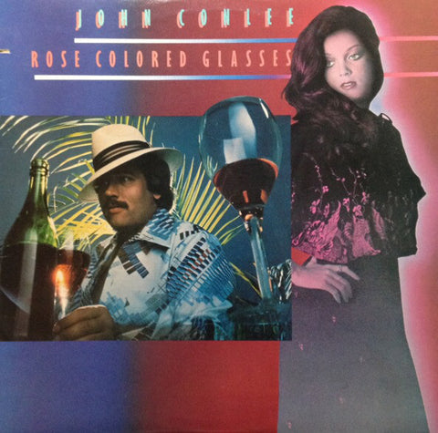 John Conlee ‎– Rose Colored Glasses - 1978-Rock, Folk, World, & Country (Vinyl)