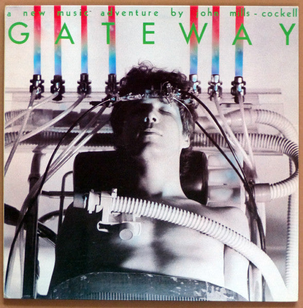 John Mills-Cockell ‎– Gateway -1977 -  Electronic /Synth-pop ( rare vinyl)