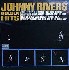 Johnny Rivers ‎– Johnny Rivers' Golden Hits -1966 -  Rock & Roll (vinyl)