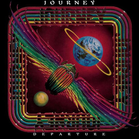 Journey ‎– Departure - Arena Rock - 1980 (vinyl)