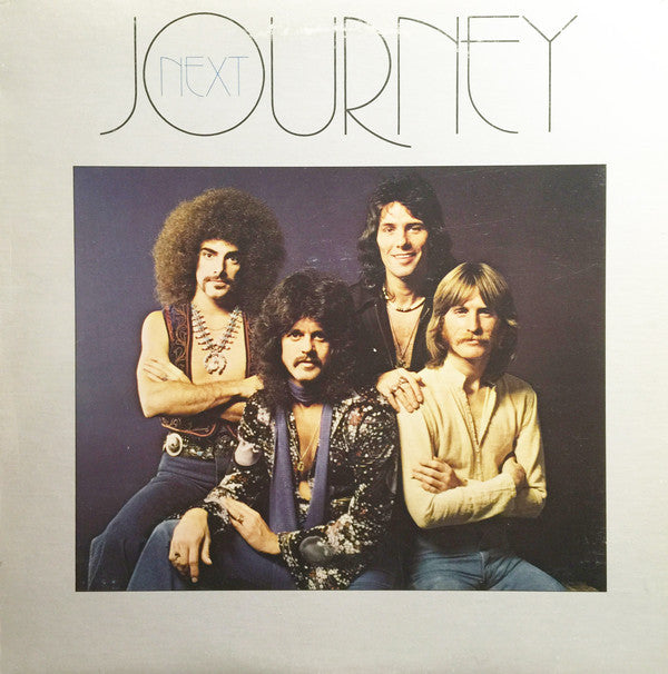 Journey ‎– Next - 9177 Rock  (clearance vinyl) NO COVER