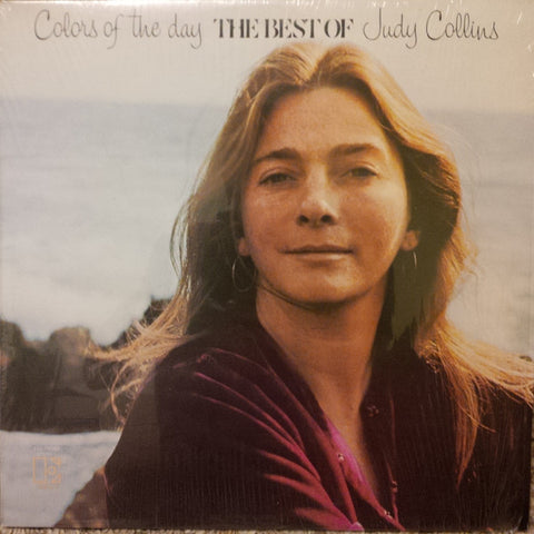 Judy Collins ‎– Colors Of The Day - The Best Of Judy Collins -1972 Folk ( Clearance vinyl )