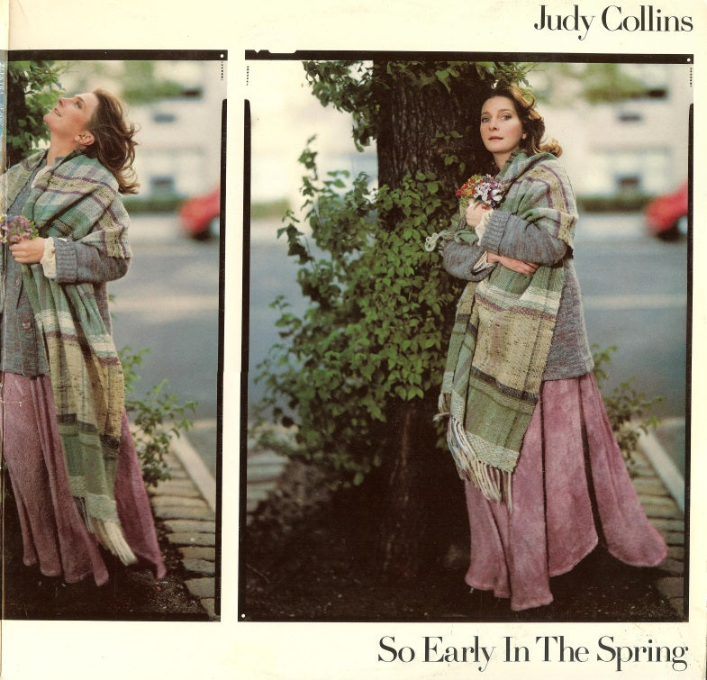 Judy Collins ‎– So Early In The Spring, The First 15 Years ( 2 lps) 1977-  Folk Rock, Soft Rock, Ballad (vinyl)