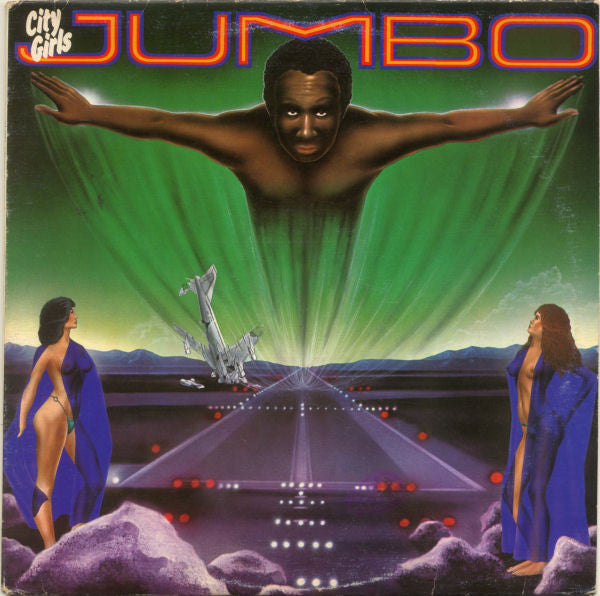 Jumbo ‎– City Girls  - 1978-Electronic, Funk / Soul (SEALED VINYL)