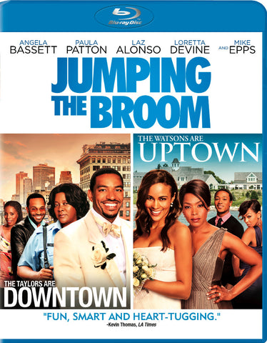 Jumping the Broom  (Bilingual) [Blu-ray] Mint Used