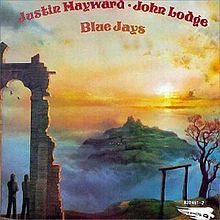 Justin Hatward / John Lodge - Blue Jays  Lp 1975 Threshold Lp ( Clearance Vinyl)