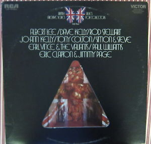 British Blues Archive Series, Vol. 4 -1971- Rock, Blues ( vinyl)