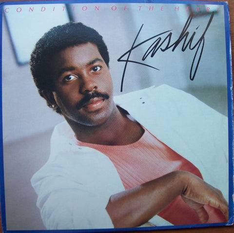 Kashif ‎– Condition Of The Heart -1985- Electronic, Funk / Soul (Clearance Vinyl)