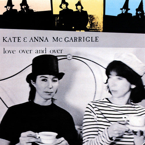 Kate & Anna McGarrigle . Love Over And Over-Folk (Clearance Vinyl)