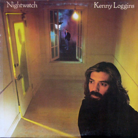 Kenny Loggins ‎– Nightwatch -1978- Classic Rock (clearance vinyl) Overstocked