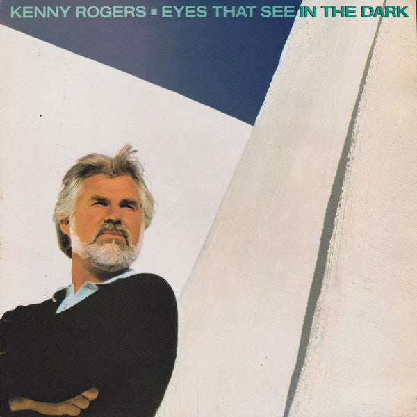 Kenny Rogers ‎– Eyes That See In The Dark - 1983 Country (Vinyl) New Sealed