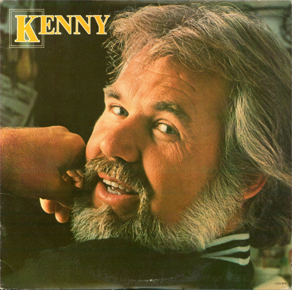 Kenny Rogers ‎– Kenny - 1979- Country (vinyl)