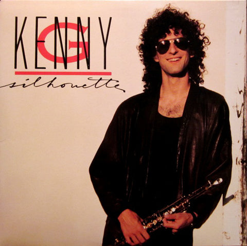 Kenny G  ‎– Silhouette - 1988 - Smooth Jazz (vinyl)