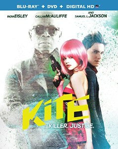 Kite BD+DVD+UV [Blu-ray] Mint Used