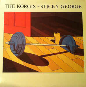 Korgis  Sticky George - 1981- Pop Rock (vinyl)