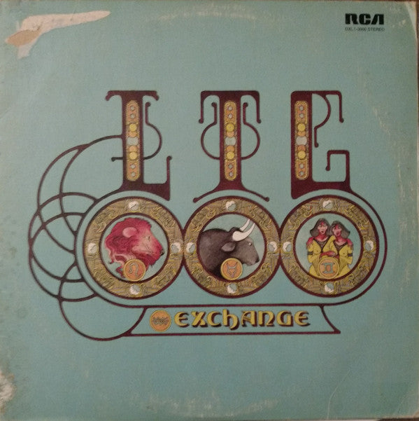 LTG Exchange ‎– LTG Exchange - 1975-Electronic, Jazz , Latin Jazz, Disco (vinyl)