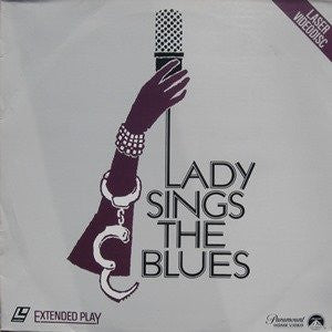 Lady Sings The Blues - Laserdisc 2 Disc